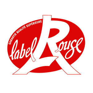 label_rouge sans contour